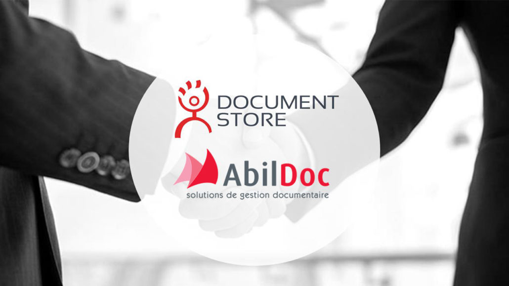 Document Store poursuit son développement et sa transformation grâce à l'acquisition d'AbilDoc